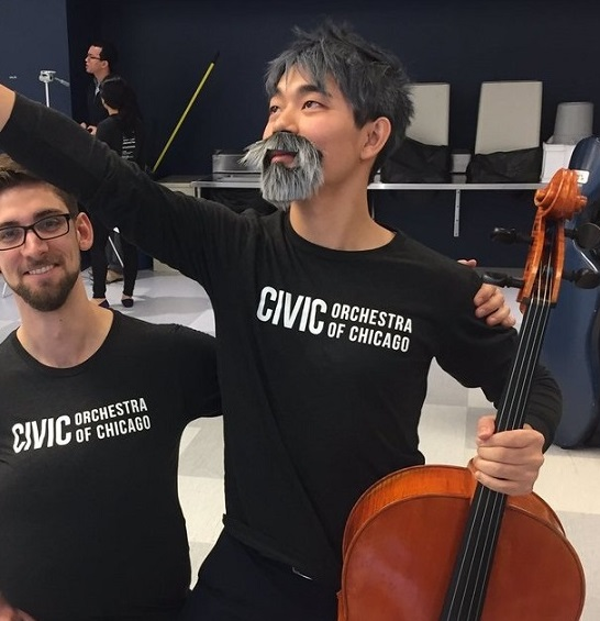Behind the Instrument: Knowing your fellows – Civic Fellows