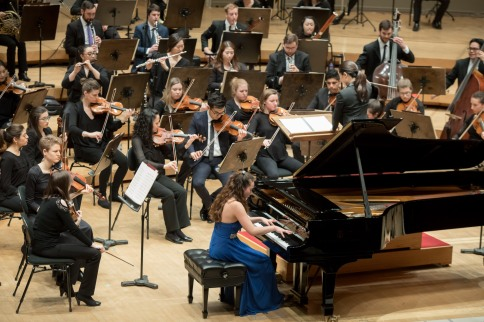 Young Artists Competition for Piano