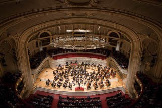 4/9/18 9:18:19 PM -- Civic Orchestra of Chicago Erina Yashima conductor Beethoven Symphony No. 4 Rachmaninov Symphony No. 2 © Todd Rosenberg Photography 2018