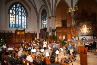 12/8/18 2:22:01 PM Chicago, IL, USA Chicago Symphony Orchestra Association Naguanee Music Institute St. Sabina Church Purpose over Pain Concert © Todd Rosenberg Photography 2018