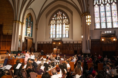12/8/18 3:05:57 PM Chicago, IL, USA Chicago Symphony Orchestra Association Naguanee Music Institute St. Sabina Church Purpose over Pain Concert © Todd Rosenberg Photography 2018