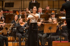 2019 CSO Crain-Maling Foundation Young Artist Competition. Photo by Todd Rosenberg.